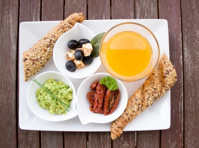 Colazione salata: il buongiorno si vede dal mattino