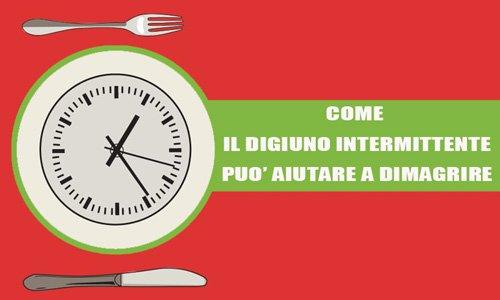 DIGIUNO INTERMITTENTE (parte I)